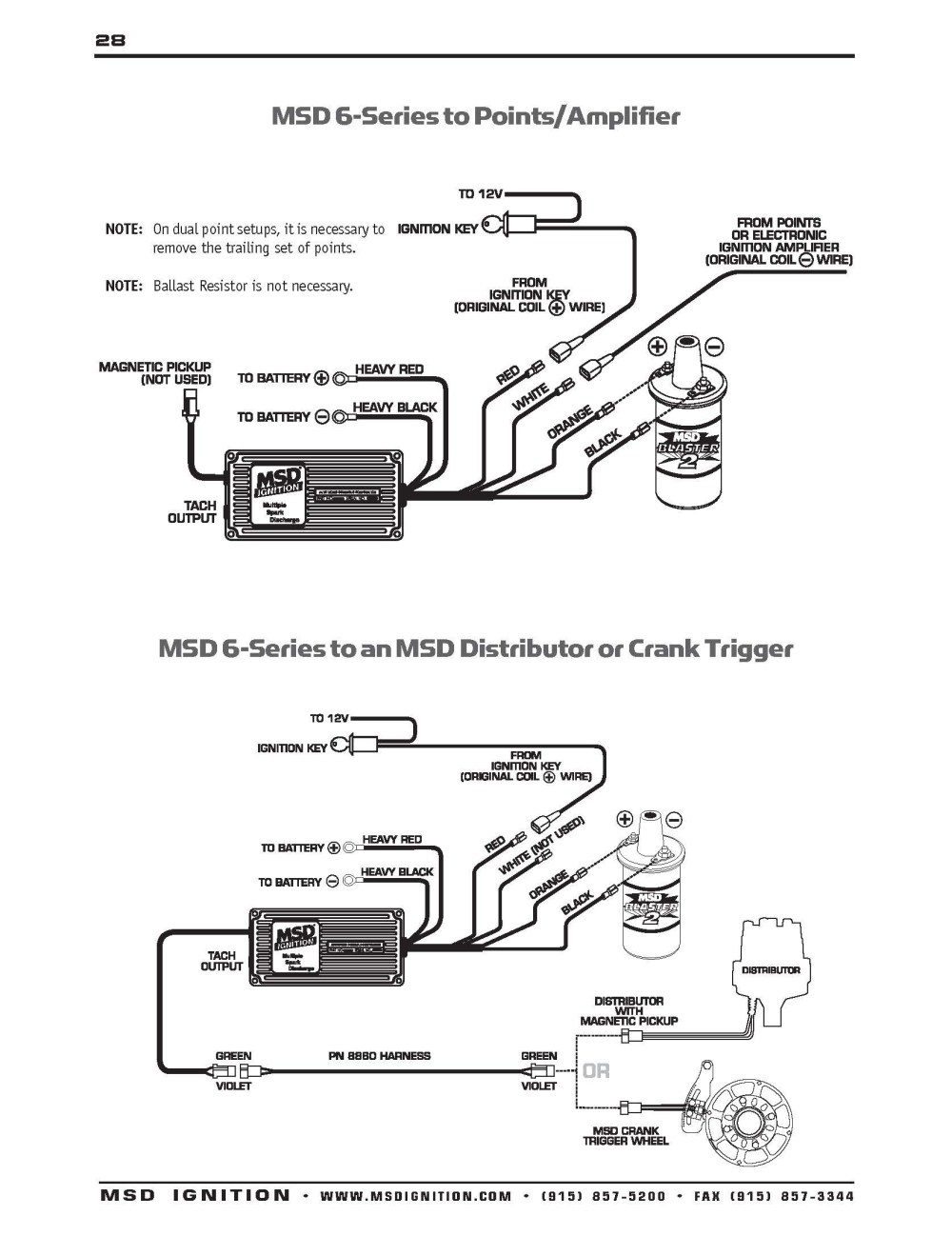 Accel 8140 Coil Wiring Diagram. . Wiring Diagram on