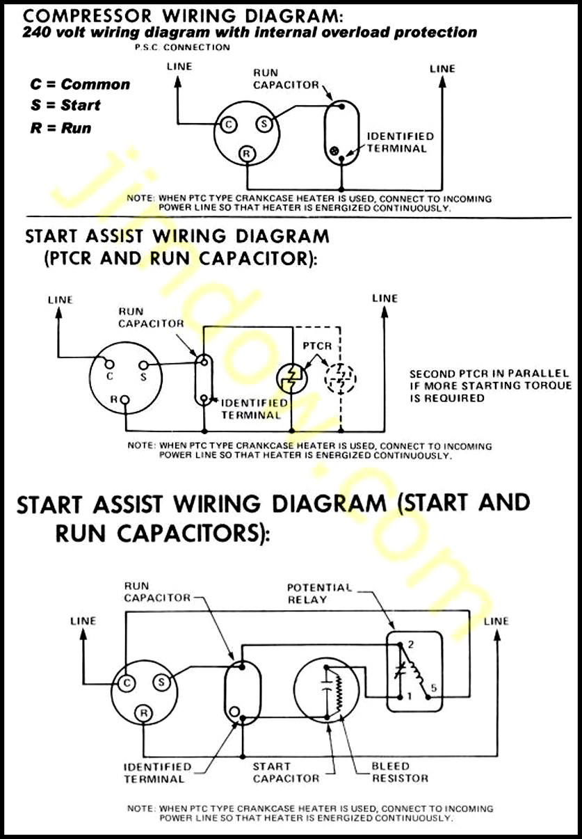 hight resolution of embraco compressor wiring diagram images