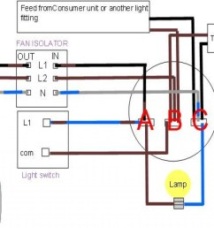 wiring a bathroom fan and light diagram wirings diagram on ceiling fans with lights wiring  [ 1280 x 960 Pixel ]