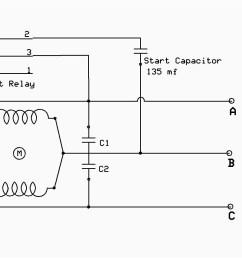 wiring diagram single phase motor 6 lead wiring library 6 lead single phase motor wiring diagram [ 1733 x 893 Pixel ]