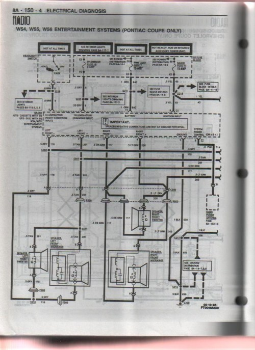 small resolution of wrg 9367 grand am monsoon stereo wiring diagram