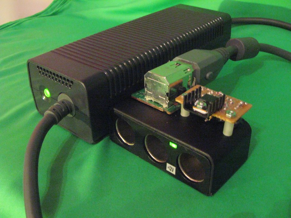 hight resolution of xbox 360 power supply to 12v accessory adapter 18 steps xbox 360 power supply wiring