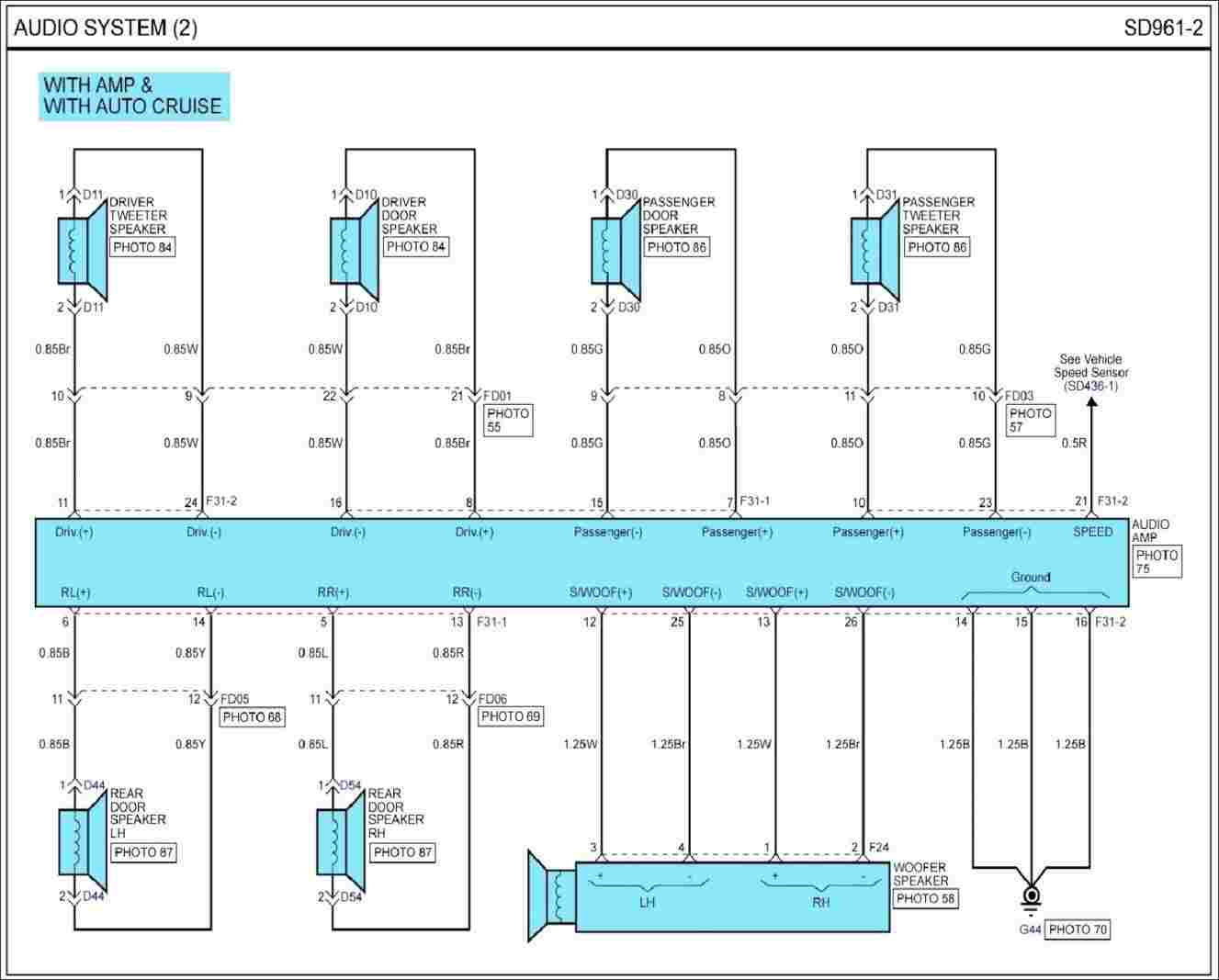 Wiring Fh Pioneer X720bt Wiring Harness Wiring Diagram Wiring