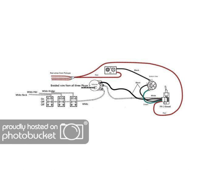 emg 81 85 wiring diagram 2 volume 1 tone wirings diagram