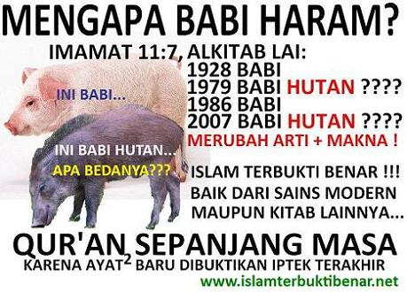 INILAH KETERLiBATAN Lembaga Alkitab Indonesia dalam