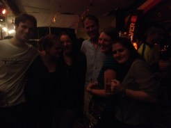 Farewell of Vicky and Tom in da High