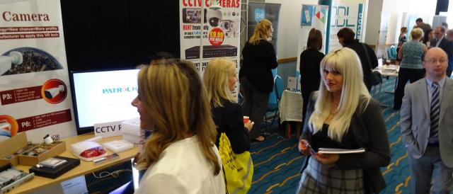 Wirral & Chester Business Fair Exhibition