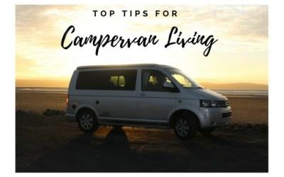 Top Tips for Campervan Living