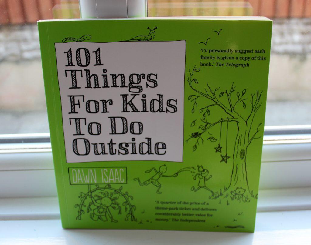 Photo of Dawn Isaac's book