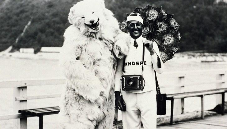 Gestatten, Knospe – Fotograf!