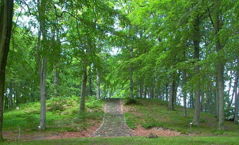 Der Friedensberg in Sellin