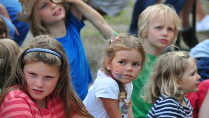 Segeln mit asthmakranken Kindern