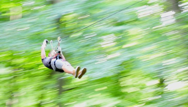 Sport, Spaß und Natur in der Erlebniswelt Rugard