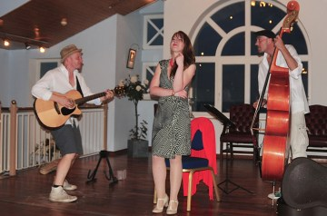 "CD ""Hallo Rügen"" in Sellin begeistert gefeiert"