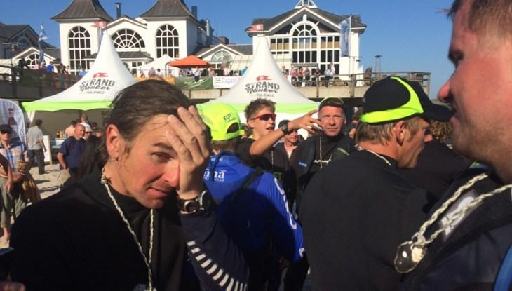 Neuer Weltrekord: In Auslegerbooten von Bornholm nach Rügen