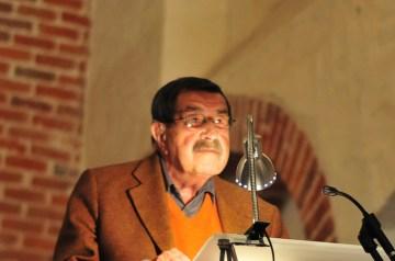 Großartiger Günter Grass gab geniale Gastlesung
