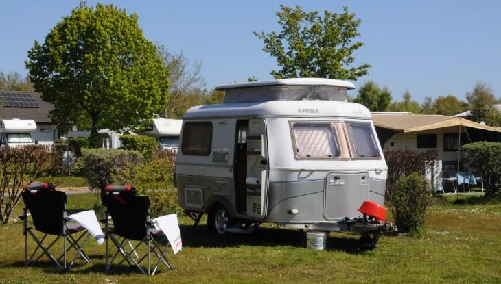 Campingurlaub auf Rügen