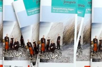 4. Festspielfrühling auf der Insel Rügen: Fauré Quartett präsentiert hochkarätige Ensembles und Solisten