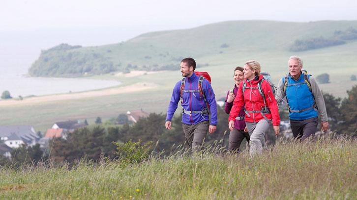 Spannende Zeitreise: 3. Rügener Wanderfrühling startet am 16. April