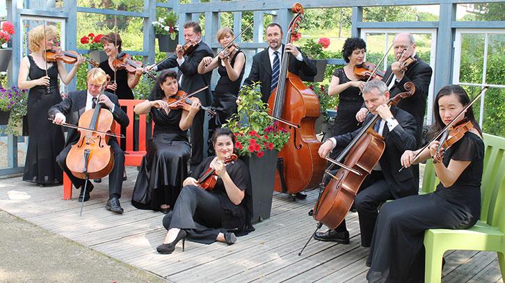 Putbus Festspiele 2015: Die Musik Europas – musikalische Vielfalt – spannende Interpretationen