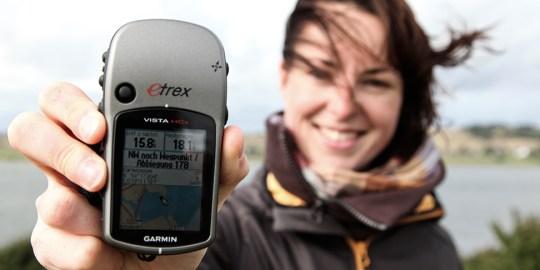 """""""Voller Energie durch die Natur"""" – neue GPS-Bildungsroute auf Mönchgut"""