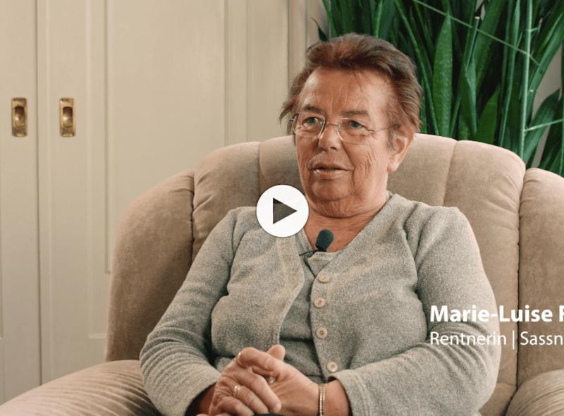 52 Gesichter der Insel Rügen: Marie-Luise Fritsch #34of52