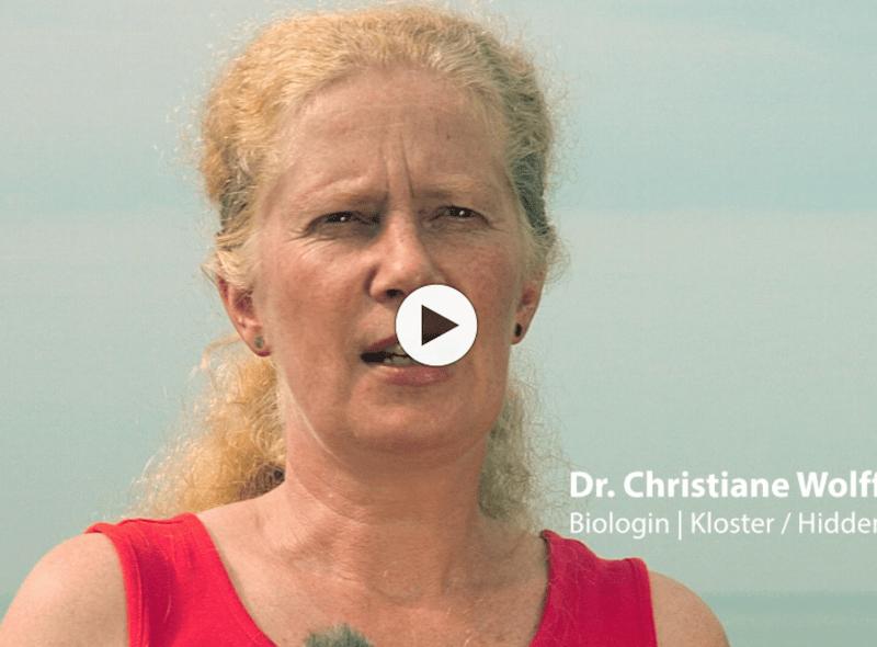52 Gesichter der Insel Rügen: Dr. Christiane Wolff #39of52