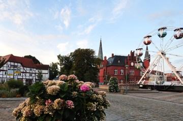 5. Bergener Europatage  und Festveranstaltung 25 Jahre  Mecklenburg Vorpommern  vom 4. bis 6. September 2015