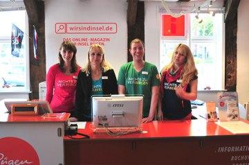 Bergen meistert Qualitätscheck: Touristinformation mit i-Marke des DTV ausgezeichnet
