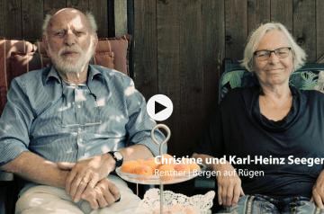 52 Gesichter der Insel Rügen: Christine und Karl-Heinz Seegers #44of52