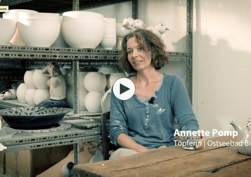 52 Gesichter der Insel Rügen: Annette Pomp #49of52