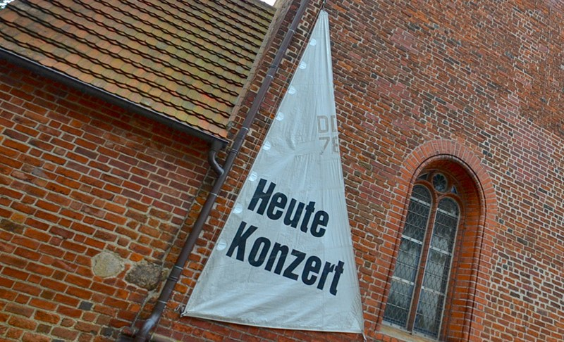 "St. Marien in Bergen:  ""Romantik + Reger"" im Konzertsommer 2016"