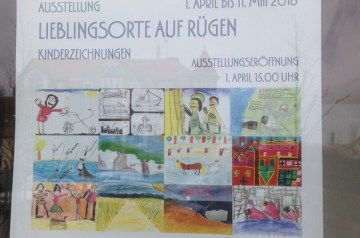"""""""Lieblingsorte, Lieblingsworte, Lieblingstorte … Wo bist du am liebsten auf Rügen?"""""""
