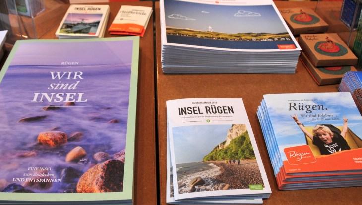 """Rügen auf der ITB mit """"Faszination Natururlaub"""" präsent"""