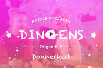 """""""Dingens – Rügen von A bis Z"""":   D wie Donnerkeil"""
