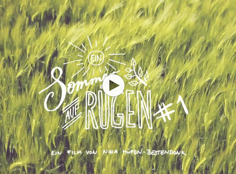 Ein Sommer auf Rügen
