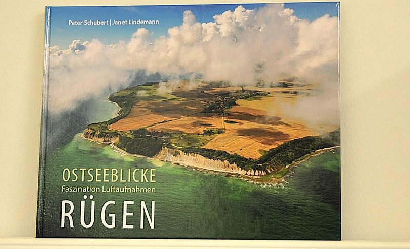 """Gelesen, gesehen und für gut befunden """"Ostseeblicke – Faszination Luftaufnahmen Rügen"""""""