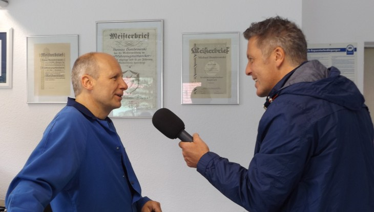 """""""Ich schalt dich jetzt mal ein…"""" Die Radioreise Rügen mit Alexander Tauscher"""