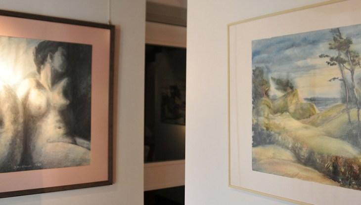 Arbeiten aus dem Leben von Jörg Korkhaus im Stadtmuseum Bergen