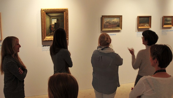 Natürlich, dänisch und romantisch: Pommersches Landesmuseum präsentiert Kopenhagener Malschule