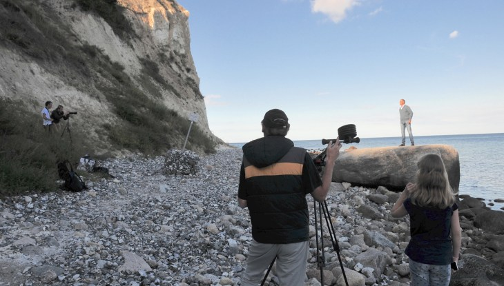 Urlaubsinsel Rügen im Fokus der Medien