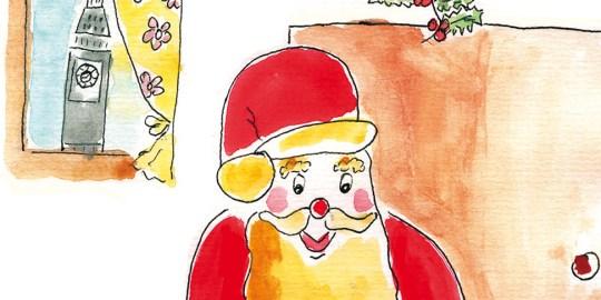 Vom Weihnachtsmann, der das Fest der Liebe mal anders feiern wollte