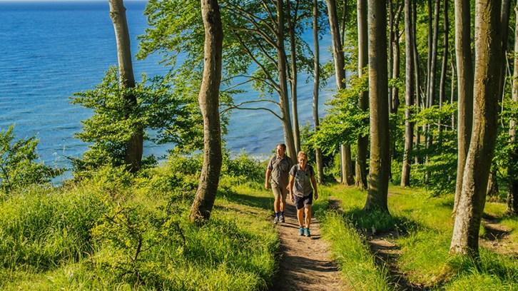Das Wandern ist des Pommern Lust