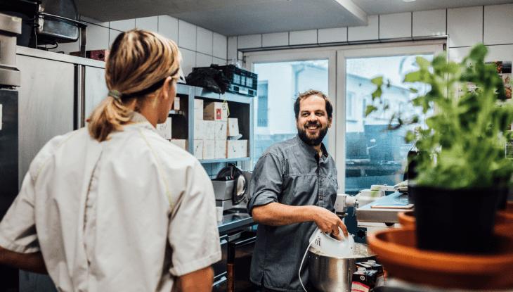 Aufgetischt! Ralf Haug || Restaurant freustil