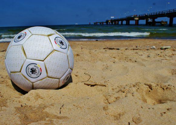 Public Viewing auf Rügen zur WM 2018