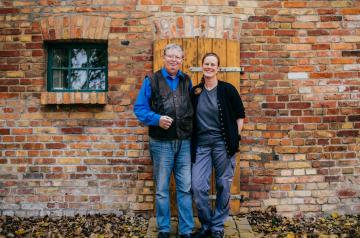 Aufgetischt! Maren und Rainer Hessenius || Erste Edeldestillerie