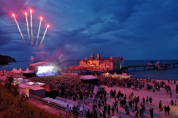 Selliner Sommer Open Air: Wincent Weiss am Strand