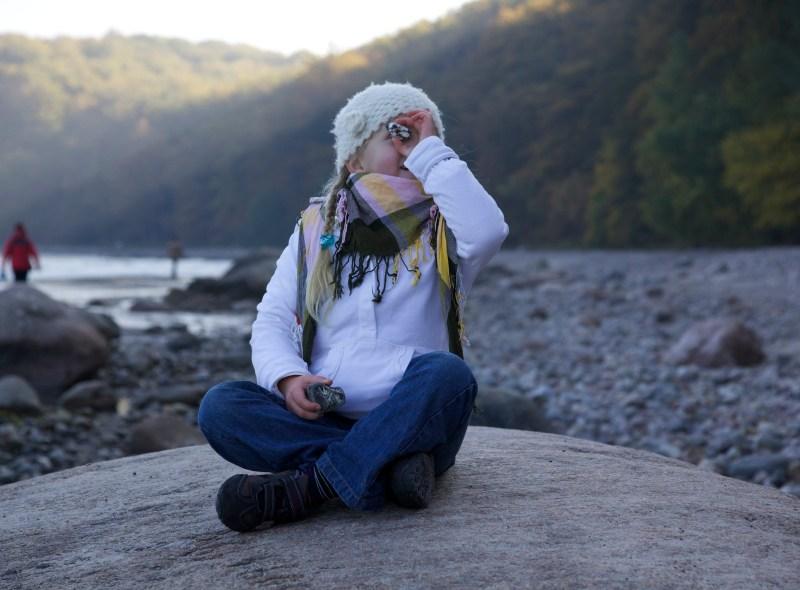 Wandern auf Rügen mit Kindern: Den Aktivherbst erleben