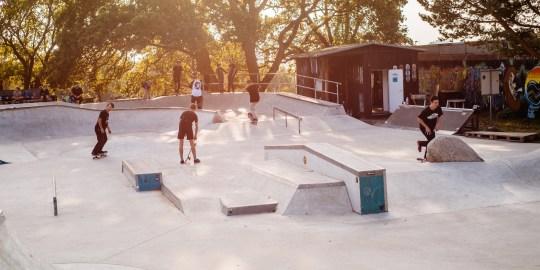 Skatepark Sellin