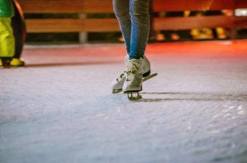 Schlittschuhlaufen auf Rügen: Schwing die Kufen